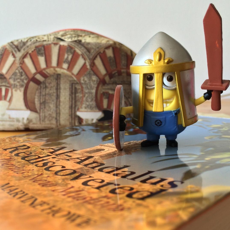 Neo-medieval kitsch.